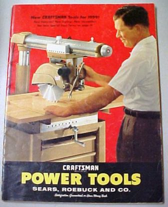 Sears Craftsman 1959 tool catalog