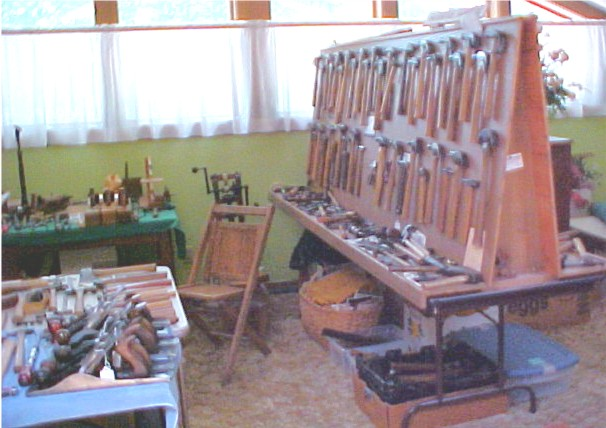 Hammers, Hammers and more Hammers