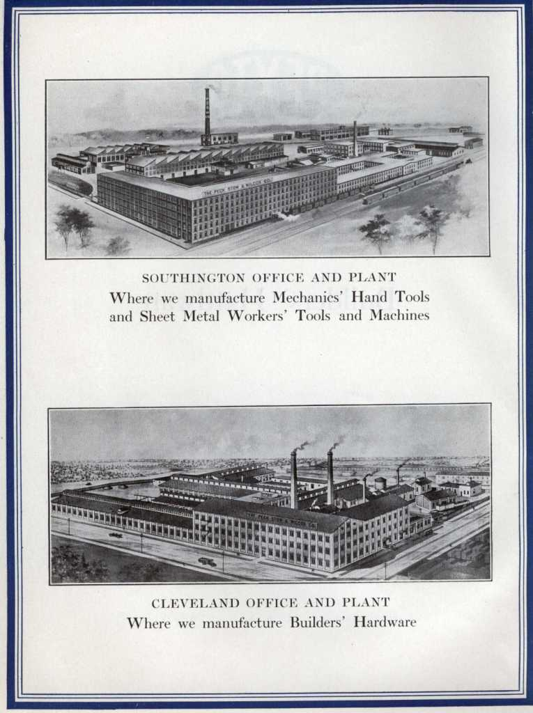 1923 PEXTO Office and Plant picture